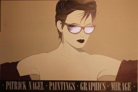Patric Nigel Limited Edition Print