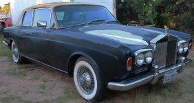 Classic Car 67 Rolls-royce Corniche