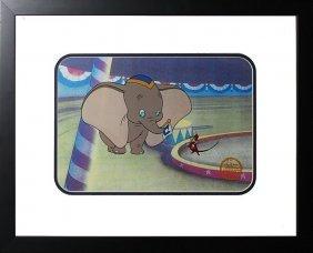 Disney Sericell Dumbo The Elephant
