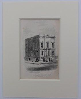 Historical Society 2nd Avenue & 11th Street, Manhattan,