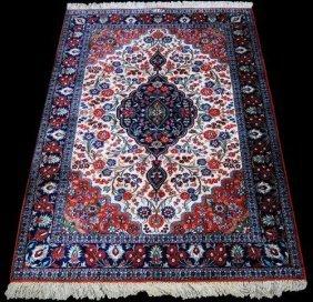 Pure Silk Persian Qum