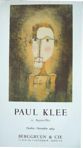 Paul Klee 12 Aquarelles 1964