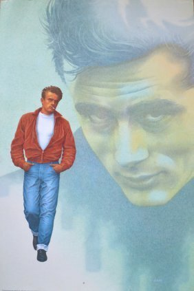 James Dean A Blast From The Past #1