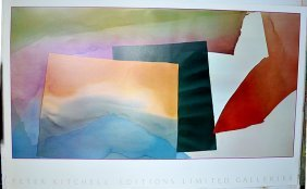 Paul Kitchelle - Abstract I Liquidation 2 For One
