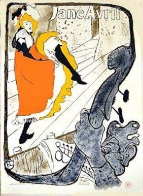 Touluse Lautrec. Set Of 2