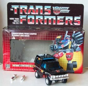"The Transformers Heroic Autobot Strategist ""trailblazer"