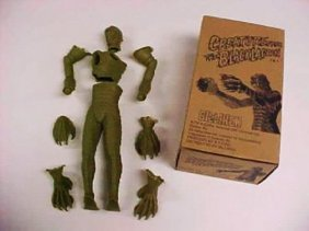 Billiken Creature Original Model Kit Collection