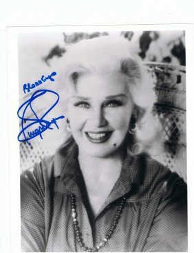 Ginger Rogers - 8 X 10 Photo W/ Certificate