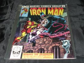 Iron Man (1st Series) #164