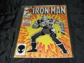 Iron Man (1st Series) #191