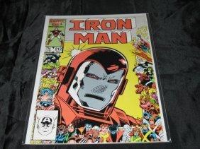 Iron Man (1st Series) #212
