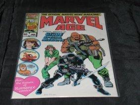 Marvel Age #40