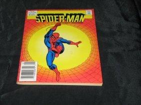 Spider-man Comics Magazine #1