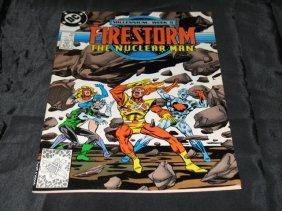 Firestorm, The Nuclear Man #68