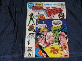 Secrets Of The Legion Of Super-heroes #2