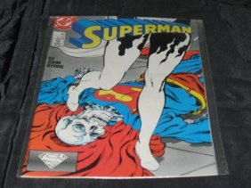 Superman (2nd Series) #17