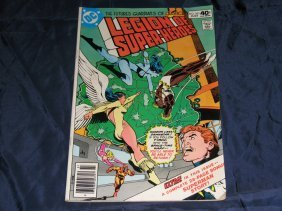 The Legion Of Super-heroes (2nd Series) #265