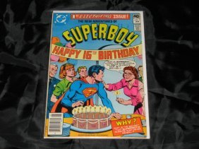The New Adventures Of Superboy #01