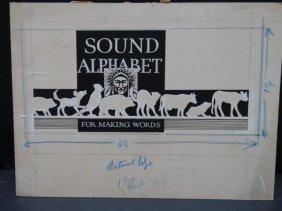 Sam Hyde Harris Sound Alphabet P980