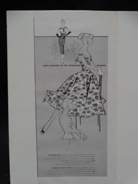 """Jw Robinson's Ad Proof: """"new Elegance In The Robinson"""