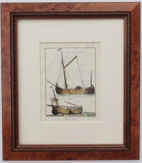 Sailing Vessels, 1779