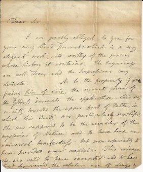 British Scholar Jacob Bryant: Goddess Invented Medicine