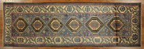 3x9 New Oriental Area Rug Balouch Runner Hand Knotted