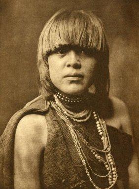 Curtis,edward S - Povi-tamun San Idefonso