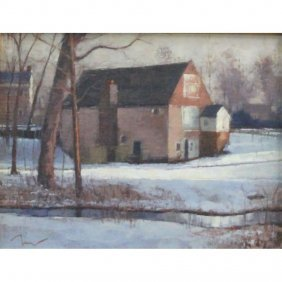 George Thompson, Phillips Mill Morning