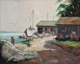 Melville stark pennsylvania glade lot 39 for Penns fish house