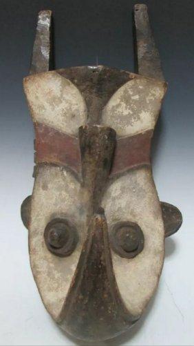 Elephant Spirit Igbo Ogbodo Mask