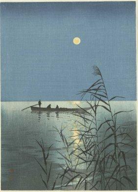 Koho Shoda - Moonlit Sea 1930s