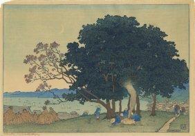 Charles W. Bartlett - Isogo 1916 Pre-earthquake