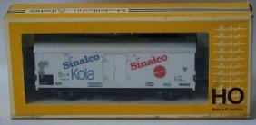 Herkat Ho Scale 1305 Sinalco Kuhlwagen Mit