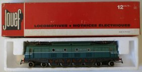 French Jouef Ho Scale 2d2 5516 Sncf 8590m Locomotive