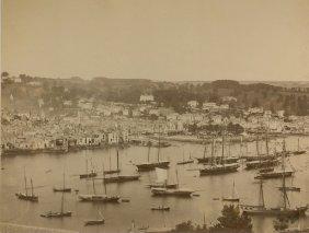 Queen Victoria's Yacht H.m.s. Britannia, Dartmouth,