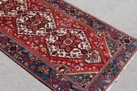 Beautiful Finely Detailed Persian Bakhtiari, 5.5 X 10.2
