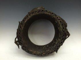 Ring Benin Bronze