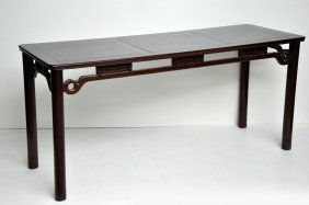 Vintage Chinese Table For Office Or Dining