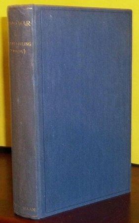 Famous English Naval Commanders Vintage Hc 1st Edition