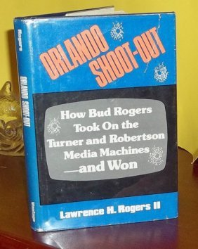 Lawrence Rogers 1st Edition Signed Hc W/ Dj