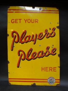 Get Your Players Please Here Sign