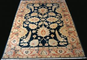 Simply Gorgeous Hand Woven Egyptian Rug