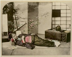 Japanese Sleeping Beauty