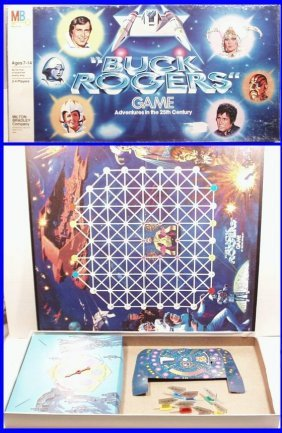 """Vintage 1979 Buck Rogers """"adventures In The 25th"""