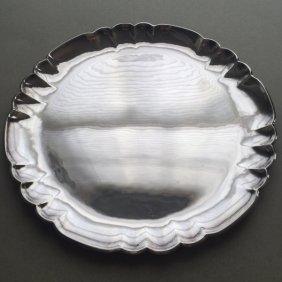 Georg Jensen Sterling Silver Tray No. 519e
