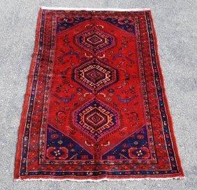 Highly Collectible Semi Antique Persian Hamedan