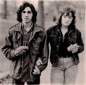 Arbus, Diane - Hot Dogs In The Park, Ny 1971