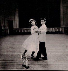 Arbus, Diane - Junior Ballroom Champs, Yonkers 1962