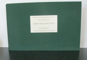 Arbours And Grottos By Thomas Wright